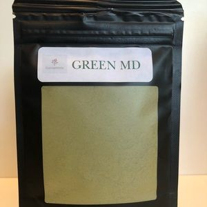 Premium Green MD Kratom 1 ounce bag